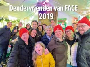 Dendervrienden Face halen 1800 euro op