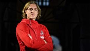 """Sebastiaan Bornauw voelt zich bij FC Köln sterker worden na zijn vertrek bij Anderlecht: """"Kompany had meer loopwerk mogen inplannen"""""""