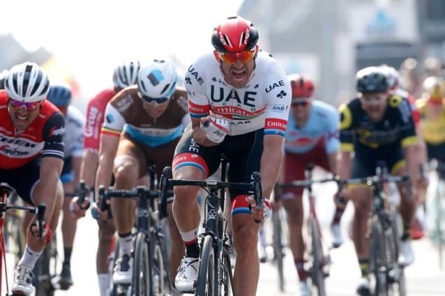 """Kristoff kwam in eerste week van de Tour de France zes kilo bij: """"We werden niet genoeg opgevolgd"""""""