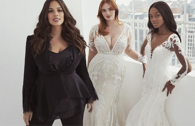 Ashley Graham tekent mee aan collectie voor plus-size bruiden