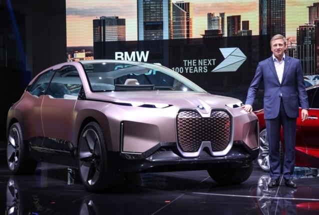 BMW verkocht meer auto's in 2019