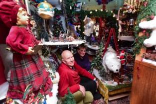 """Kersthuis brengt geld op voor Make-A-Wish: """"We zijn wel even bezig met opruimen"""""""
