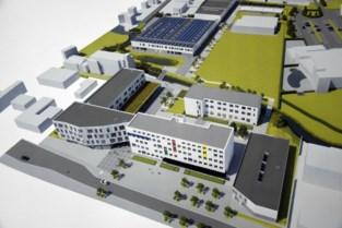 Campus Z maakt plaats voor nieuw schoolgebouw