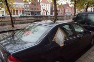 Vijf boetes voor bestuurders wiens wagen niet op slot is