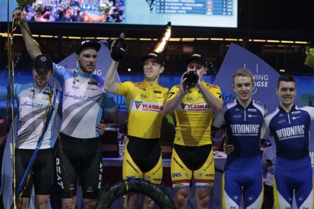 Moreno De Pauw wordt tweede in Zesdaagse van Rotterdam, De Ketele en Ghys zijn derde