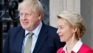 Brexit: Von der Leyen waarschuwt Johnson