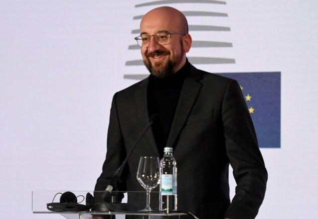 Charles Michel houdt vast aan nucleair akkoord met Iran