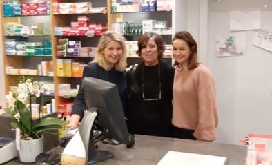 Maria Borms geeft na 42 jaar fakkel van apotheek door