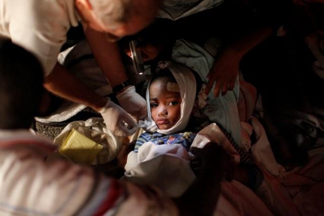 """Artsen Zonder Grenzen slaat alarm: """"Tien jaar na aardbeving staat gezondheidszorg in Haïti op rand van afgrond"""""""