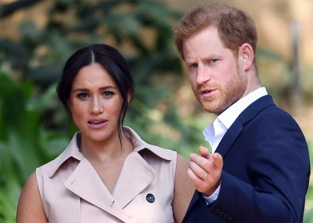 Prins Harry en Meghan Markle laten er geen gras over groeien: meteen strenge regels voor Britse media