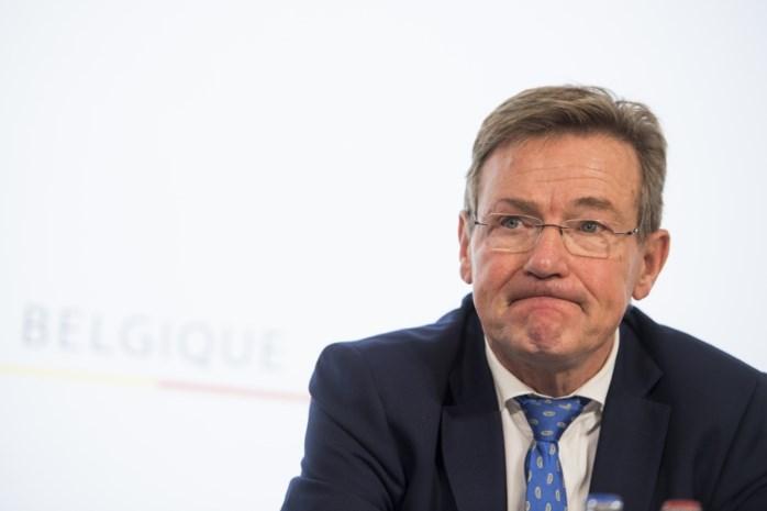 """Johan Van Overtveldt neemt al ontslag als gemeenteraadslid: """"Europees Parlement vraagt al mijn tijd en energie"""""""