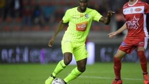 AA Gent stuurt Mamadou Sylla naar Rusland