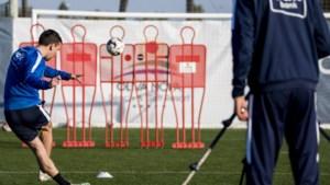 Yaremchuk traint nog niet, Gent wil Kums nog steeds houden