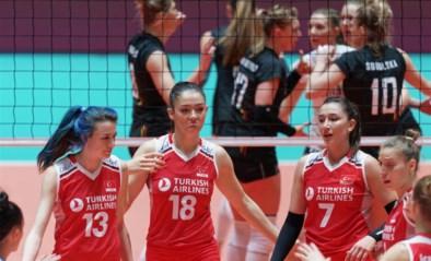 Geen Olympische Spelen voor Yellow Tigers: Belgische volleyvrouwen verliezen thriller tegen Turkije