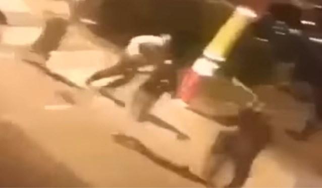 """Vier gewonden bij hevige vechtpartij met knuppels in Schoten: """"Dergelijk geweld is onaanvaardbaar"""""""