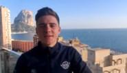 """Remco Evenepoel bevestigt deelname aan zijn eerste grote ronde: """"Ik kan niet wachten om de Giro te rijden"""""""