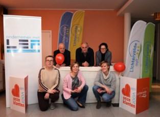 Lichtervelde gaat voor vijfde keer op rij de romantische toer op met valentijnsactie 'Lichtervelde Lieft'