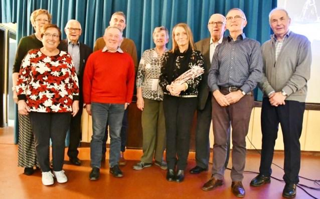 Okra Neerlinter viert 250ste lid tijdens nieuwjaarsreceptie