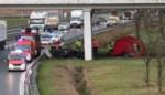 Twee doden bij zwaar ongeval op A12: ongeval gebeurde 's nachts en werd pas uren later opgemerkt