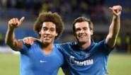 Axel Witsel en Nicolas Lombaerts staan in het elftal van het decennium bij Zenit