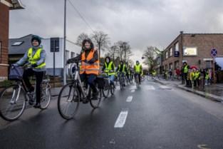 Drukke Beukenhofstraat wordt fietsstraat