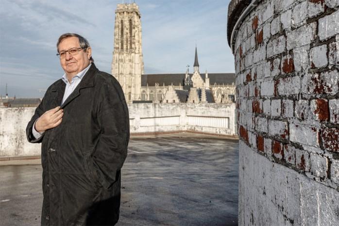 """Architect (79) voltooit na 48 jaar restauratie kathedraal: """"Ik ga mijn kind afgeven"""""""