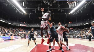 Antwerp Giants en Bergen komen weer naast Oostende op kop van Euromillions Basket League