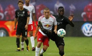 Napoli haalt RB Leipzig-middenvelder Demme