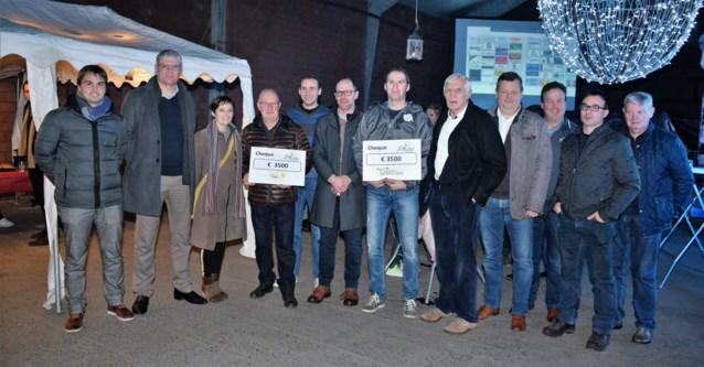Tweede 'X-Mass'-trail brengt zevenduizend euro op voor twee goede doelen