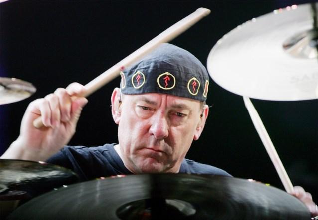 """Rush-icoon Neil Peart overleden: """"Een van grootste drummers uit popgeschiedenis"""""""