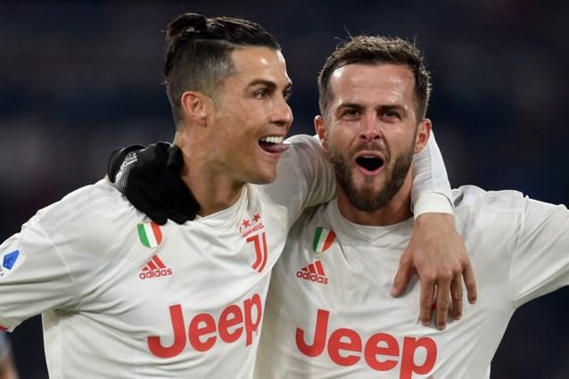 Juventus is herfstkampioen na winst in topper tegen AS Roma