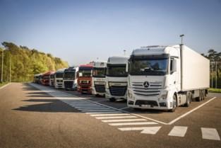 Drie keer ingebroken in truck op snelwegparking E313