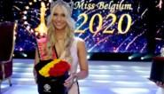 """Celine Van Ouytsel nieuwe Miss België, ondanks uitschuiver: """"Ook als je valt, kan je winnen"""""""