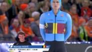 """Mathias Vosté kan ambities geen kracht bijzetten met tiende plek op 1.000 meter op EK: """"Hier was ik niet voor gekomen"""""""