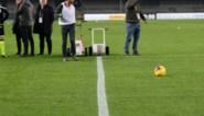 Scheidsrechter stelt wedstrijd in Serie A uit door... scheve veldlijnen
