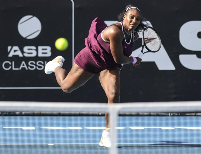 Serena Williams wint eerste titel sinds Australian Open 2017 en schenkt prijzengeld weg