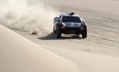 Dakar 2020: halve Belgische ritzege in achtste etappe