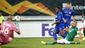 Franse sportkrant meldt interesse Lyon voor Gents goudhaantje Jonathan David