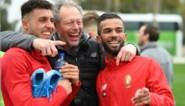 """Michel Preud'homme blikt terug op de winterstage van Standard: """"Sommigen eten sneller dan anderen"""""""