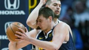 Topper in NBA: Denver houdt voor eigen publiek Clippers af