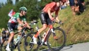 Pijnlijke zaak: renner scheurt teelbal bij valpartij en moet forfait geven voor Tour Down Under