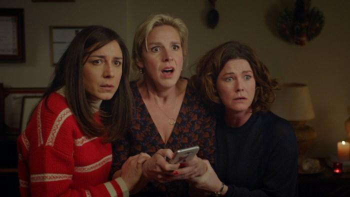 """Tine Embrechts opnieuw als Nicole in 'Zie mij graag': """"Als je te vaak als jezelf op tv komt, aanvaarden mensen je amper als personage"""""""