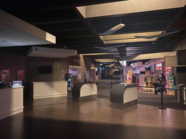 Even geen cinema door stroompanne: 500 tot 1500 inwoners getroffen
