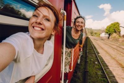 Linde Merckpoel houdt pleidooi voor alleen op reis gaan met je ouders: met mama de wereld zien om haar nog beter te leren kennen