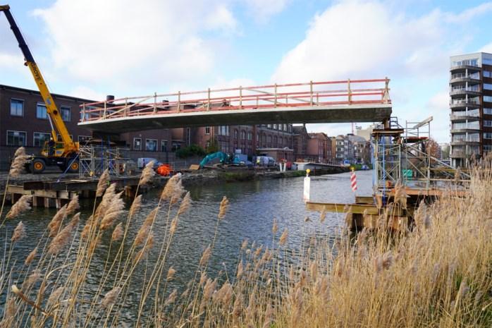 Voor 10 miljoen euro fietsbruggen en -onderdoorgangen in aankomst in Gent