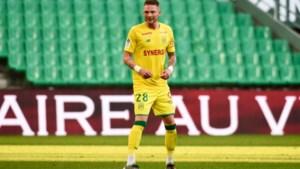 Renaud Emond wint meteen zijn eerste wedstrijd met Nantes