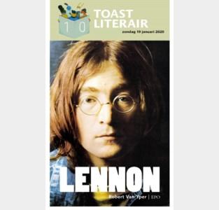 Toast Literair Davidsfonds: John Lennon