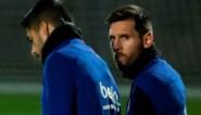 Fikse domper voor FC Barcelona, dat geblesseerde Suarez vier maanden missen