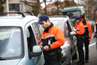 Twee bestuurders onder invloed van drugs achter het stuur bij intensieve controleactie