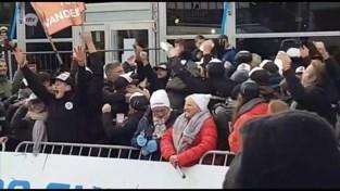 VIDEO. Toon Vandebosch dacht dat supportersclub een mop was